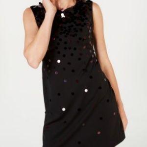 New deep black Alfani dress!!